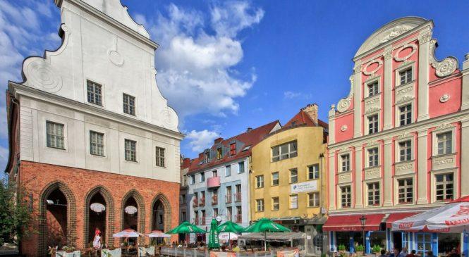 Najlepsze miejsce na zamieszkanie w Szczecinie
