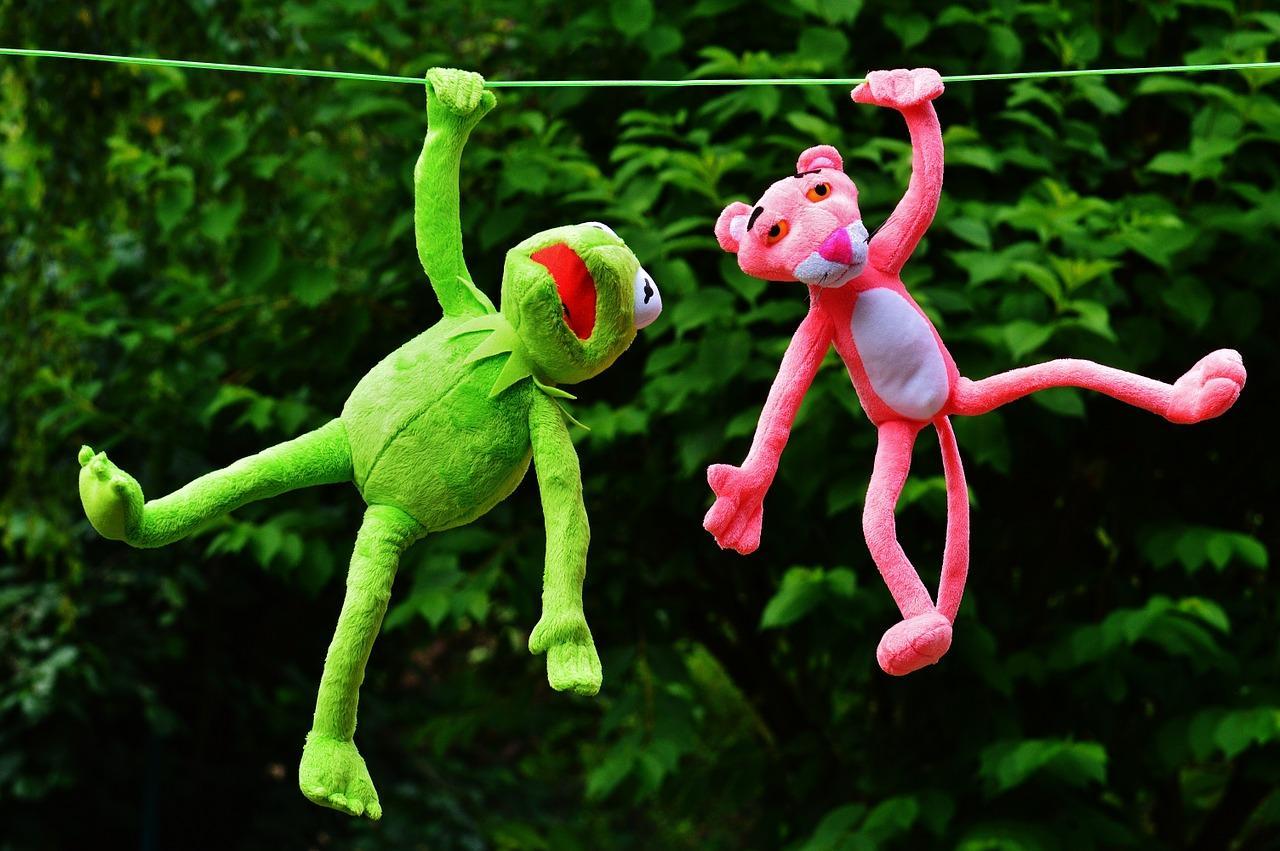 Rozwijające zabawki dla niemowląt