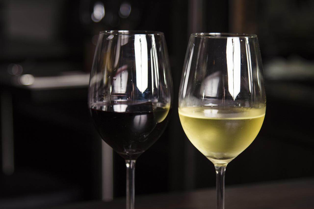 Jak wybierać kieliszki do wina?
