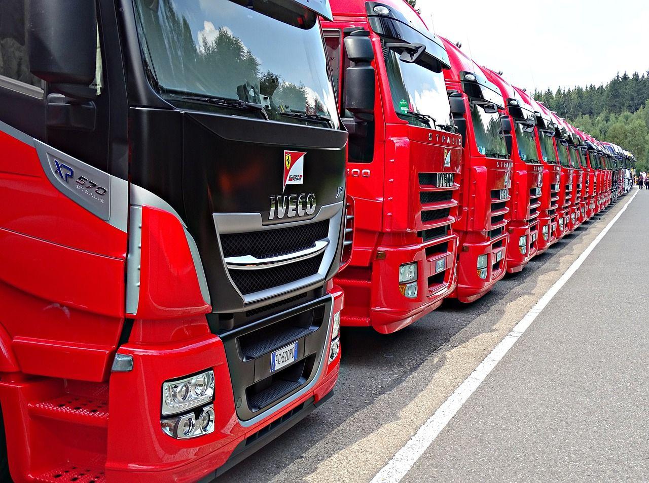 Jak dbać o pojazdy ciężarowe?