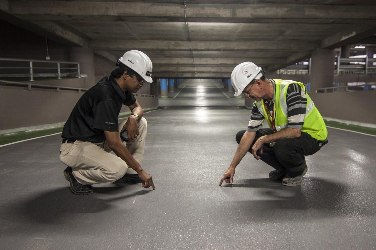 Badanie stanu konstrukcji betonowej bez pobierania próbek