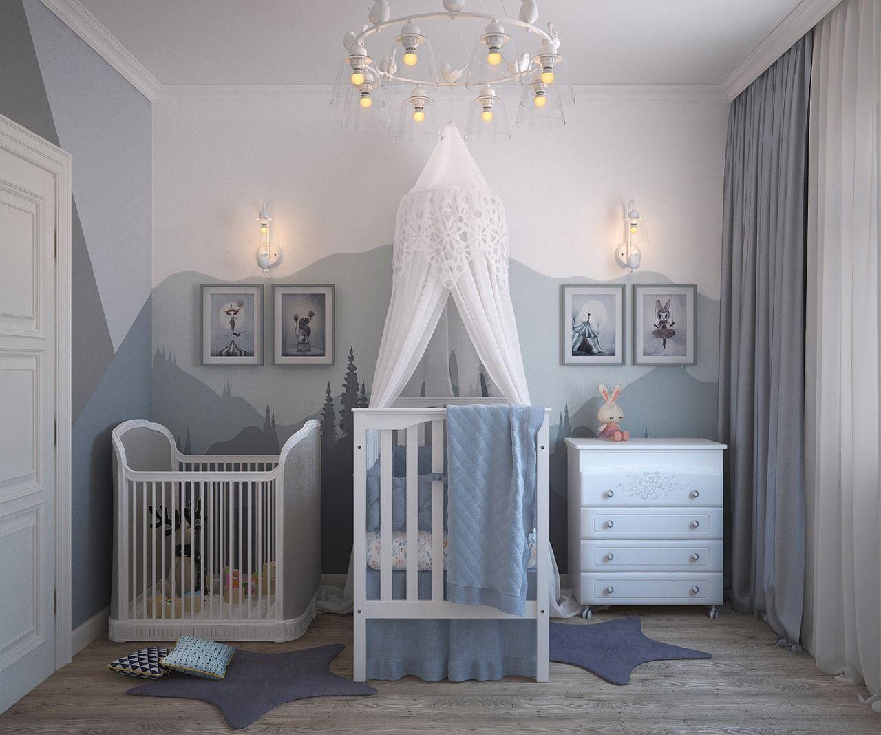 Meblowanie pokoju dziecka – sposoby zapewnienia mu spokojnego snu