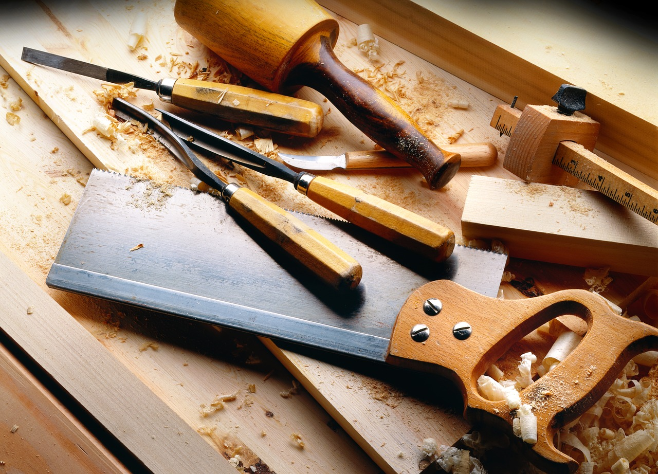 Tajniki współczesnej obróbki drewna