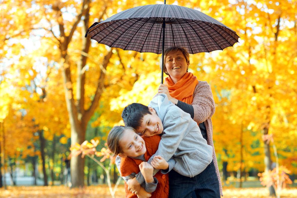 Jak uchronić dziecko przed jesiennym przeziębieniem?