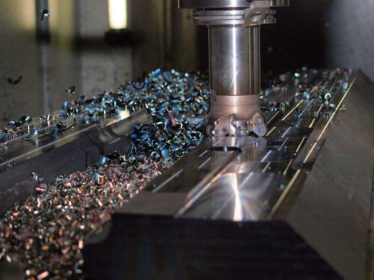 Co można uzyskać w wyniku frezowania CNC?