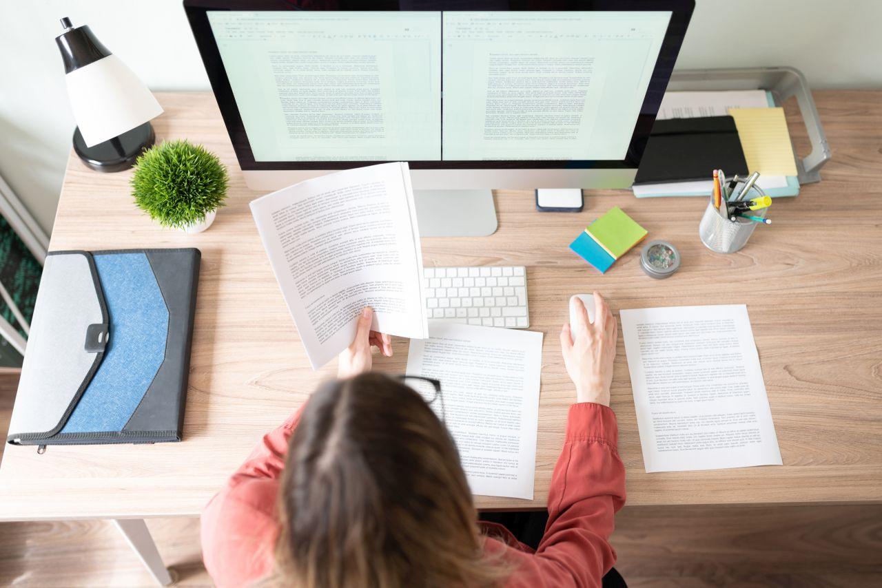 Skąd czerpać pomoc w pisaniu pracy doktorskiej?