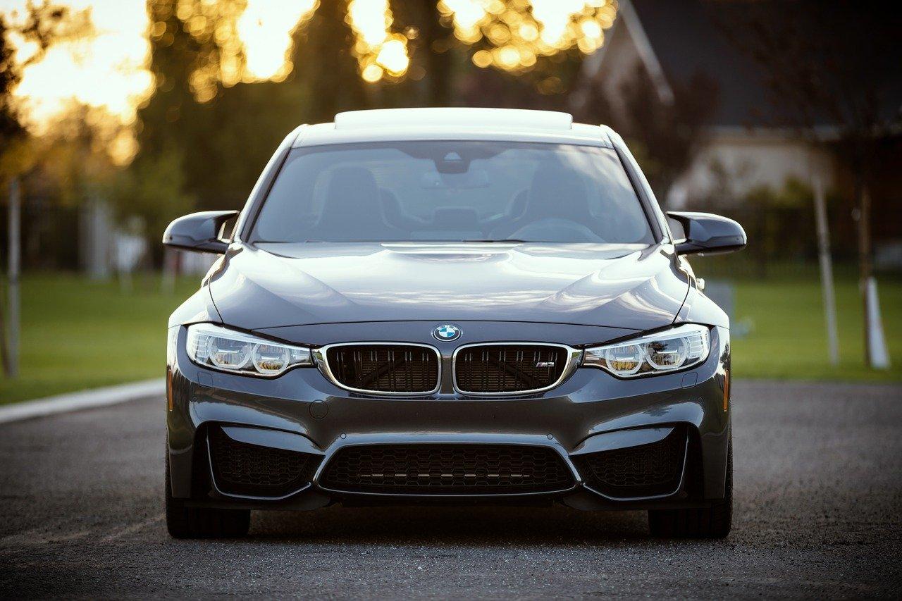 Prezent dla fana BMW