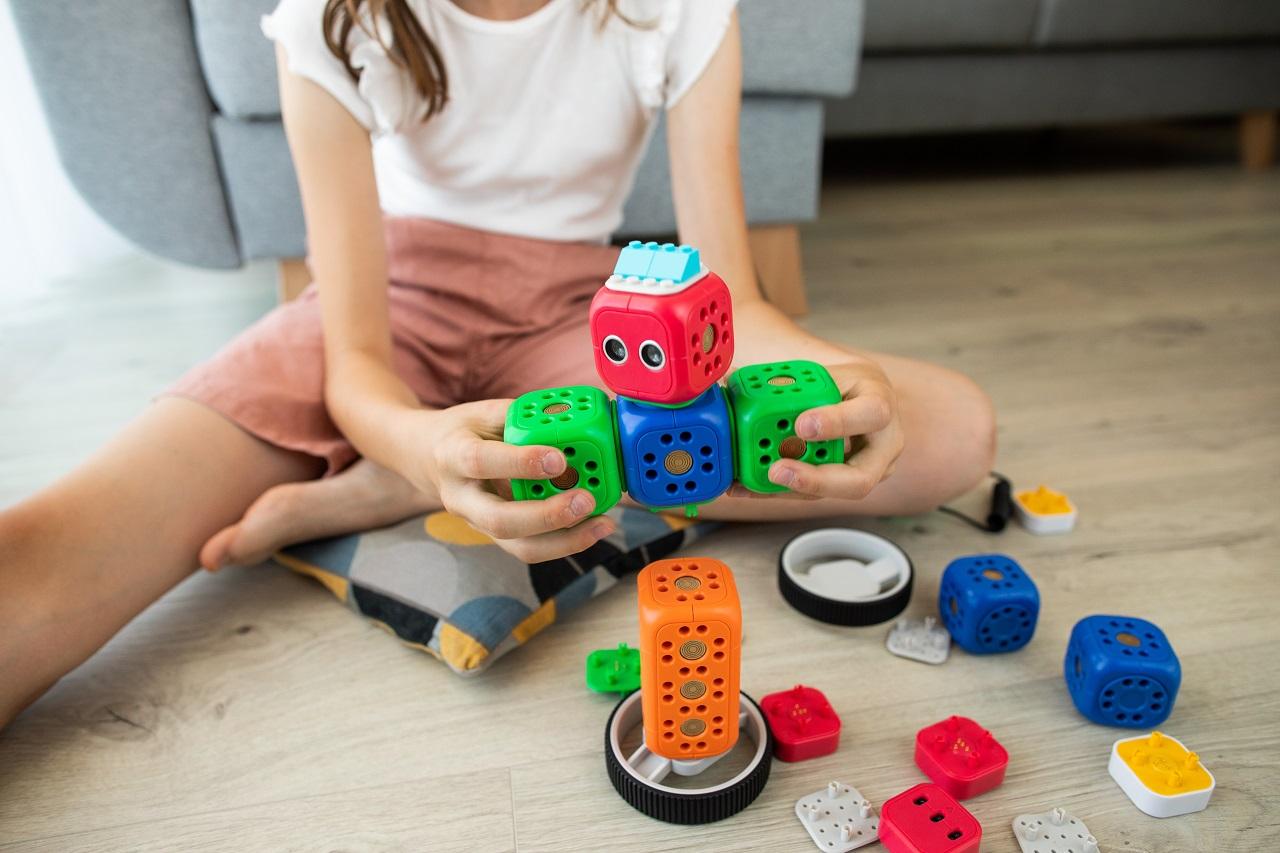 Jakie zabawki rozwijają kreatywność u dzieci?