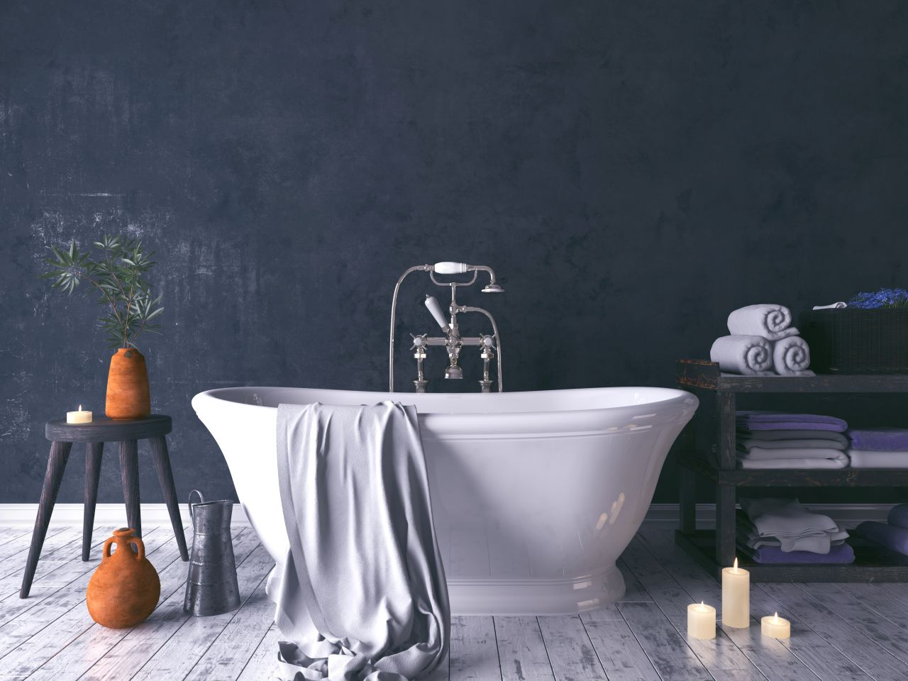 Modne wykończenia łazienek – pomysły i inspiracje