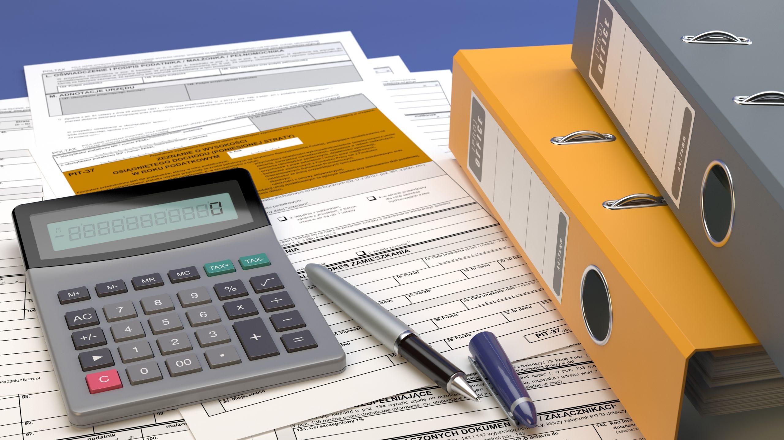 Jak poradzić sobie z kwestią podatków w nowo powstałej firmie?